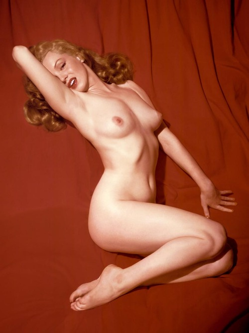 Marilyn Monroe Nude Shoot