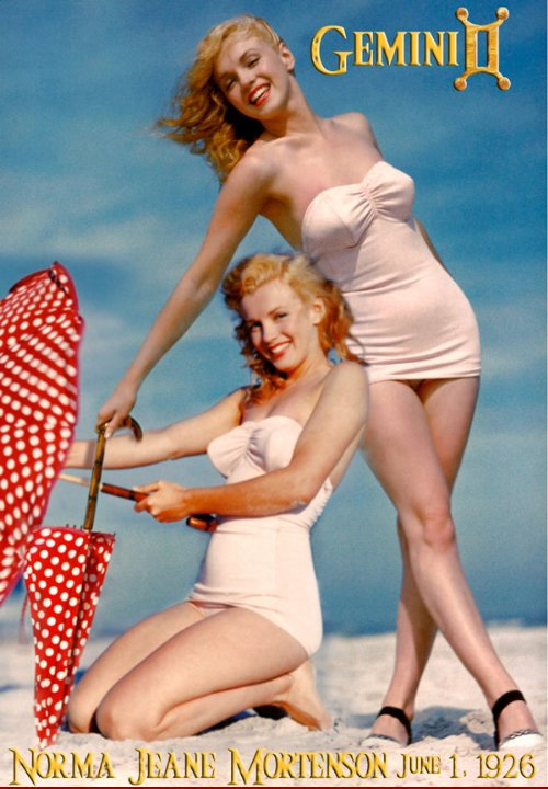 Marilyn Monroe Swimsuit Picture